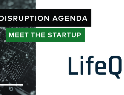 #TheDisruptionAgenda: Meet the startup – LifeQ