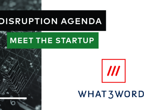 #TheDisruptionAgenda: Meet the startup – What3Words