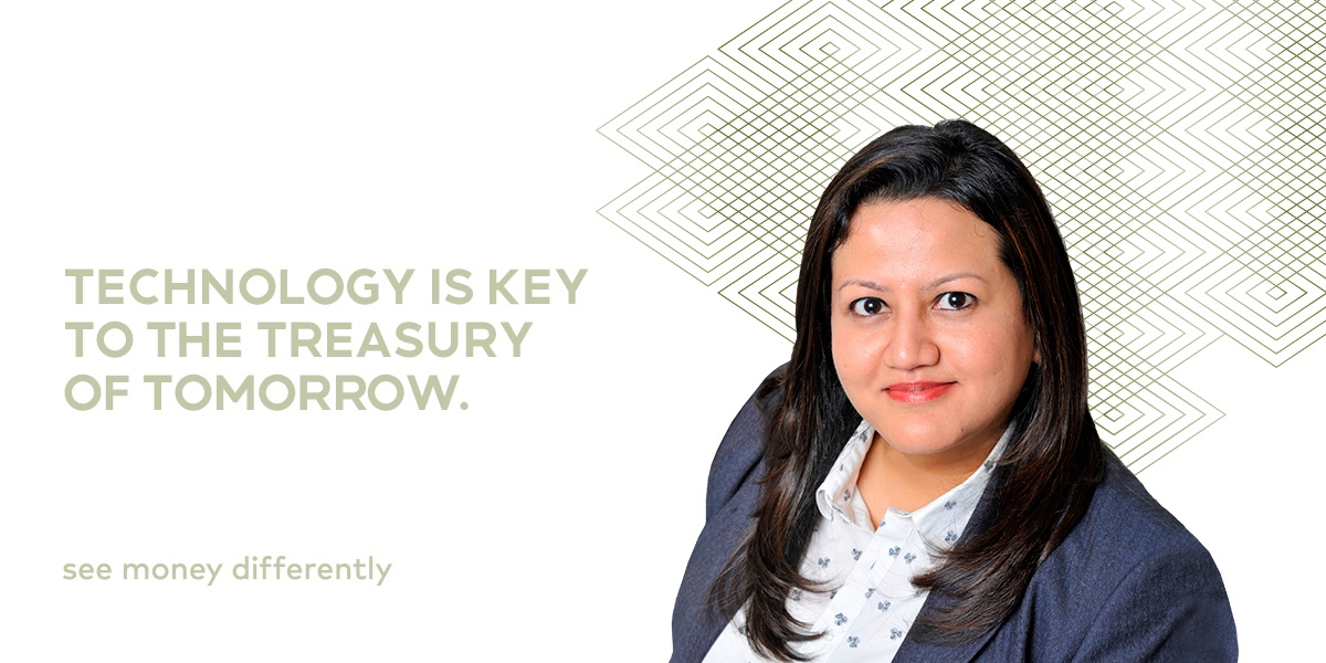 Technology is key to the treasury of tomorrow