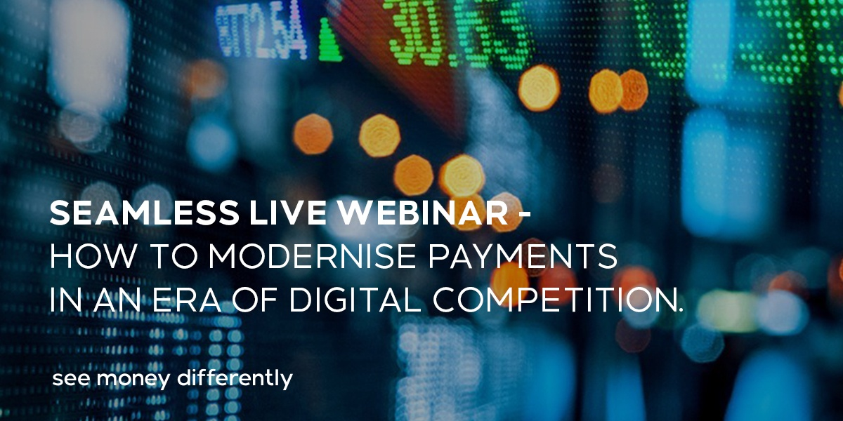 How to modernise payments in an era of digital competition