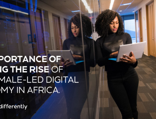 The importance of funding the rise of the female-led digital economy in Africa
