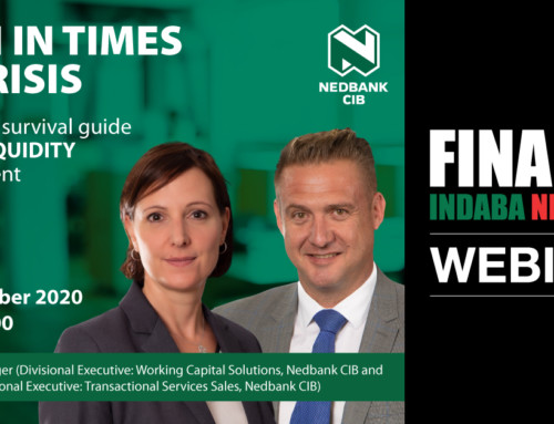 A Covid-19 survival guide for your LIQUIDITY management | Finance Indaba Network Webinar