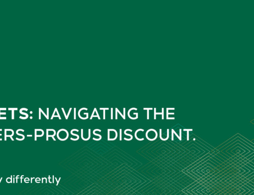 Markets: Navigating the Naspers-Prosus discount