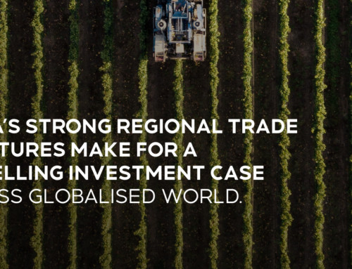 Africa's strong regional trade structures make for a compelling investment case in a less globalised world