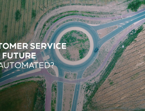 Is customer service of the future fully automated?